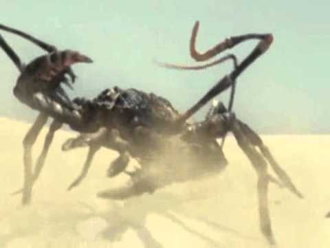 Primeval Creatures - Silurian Scorpion