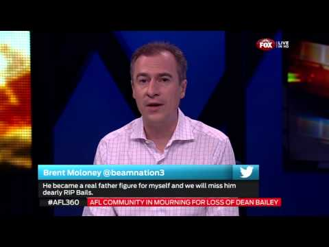 2014.03.11 - AFL 360 - Dean Bailey Tribute, Bob Murphy, Jord