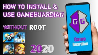 Download How To Install & Use Game Guardian Without Root Full Tutorial 2020
