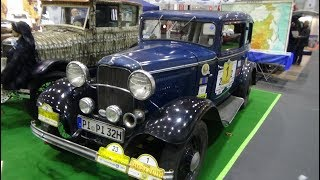 1932 - 1933 Ford B Rheinland - Hamburg Motor Classics 2017