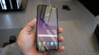 Meet the Samsung Galaxy S8+!