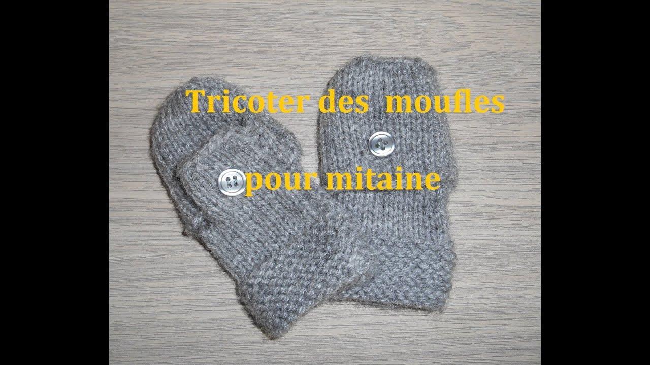 Comment tricoter des mitaines?  Question / Réponse