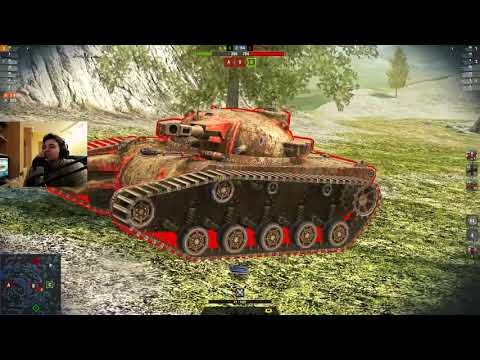 WoT Blitz -Танк поднимающий СКИЛЛ. ARL 44 как альтернатива КВ-2  - World of Tanks Blitz (WoTB)
