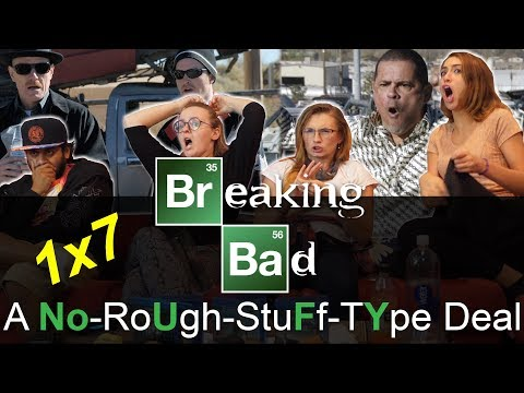 Breaking Bad - 1x7 A No-Rough-Stuff-Type Deal - Group Reaction