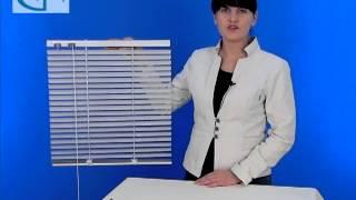 Ремонт горизонтальных жалюзи(Как отремонтировать горизонтальные жалюзи своими руками. Инструкции по замене поворотного механизма,..., 2013-02-02T05:52:09.000Z)