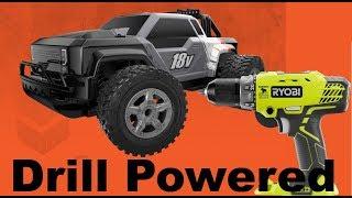 We Are Screwed!! Uproar Ryobi Powered Hobby Grade RC Truck | Home Depot