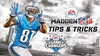 Top 5 Running Plays in Madden NFL 13 - Tips and Tricks