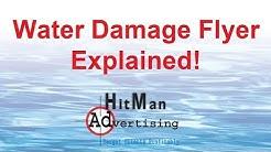 Water Damage Marketing After Emergencies