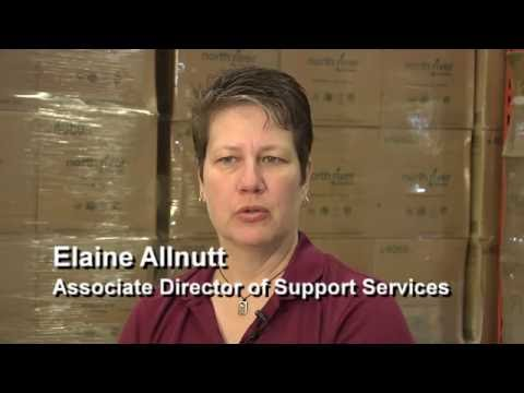 Blind Industries and Services of Maryland - BISM and Salisbury University partnership - May 2016