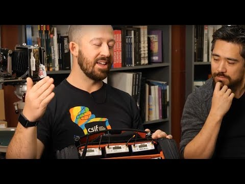 TCSTV Live: Talking Audio with Alex Mitchell (Featuring the Sound Devices MixPre-10)