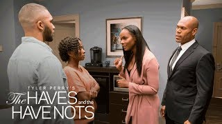 Is This Man Candace\'s Father? | Tyler Perry's The Haves and the Have Nots | Oprah Winfrey Network