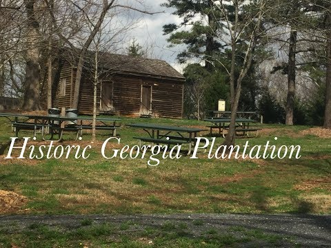 Historic Georgia Plantation