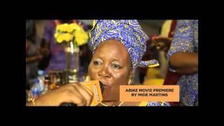 Download Video OWAMBE ABIKE MOVIE PREMIERE MP3 3GP MP4