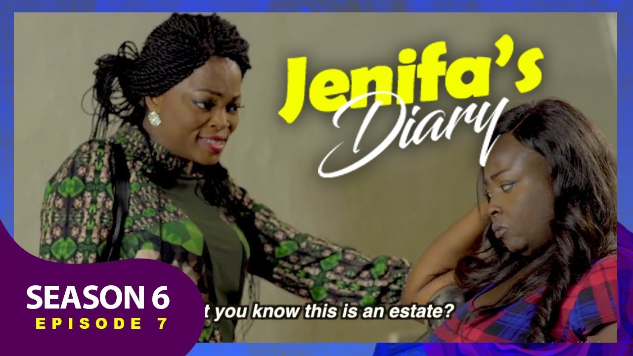 Download Jenifa's Diary S6EP7- CLOSE SHAVE