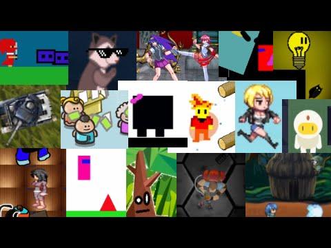 Jogos da minha turma 2 (em Construct2) | Faculdade de Jogos Digitais!