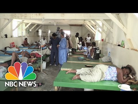 Haiti Facing Second Cholera Epidemic In Five Years | NBC New