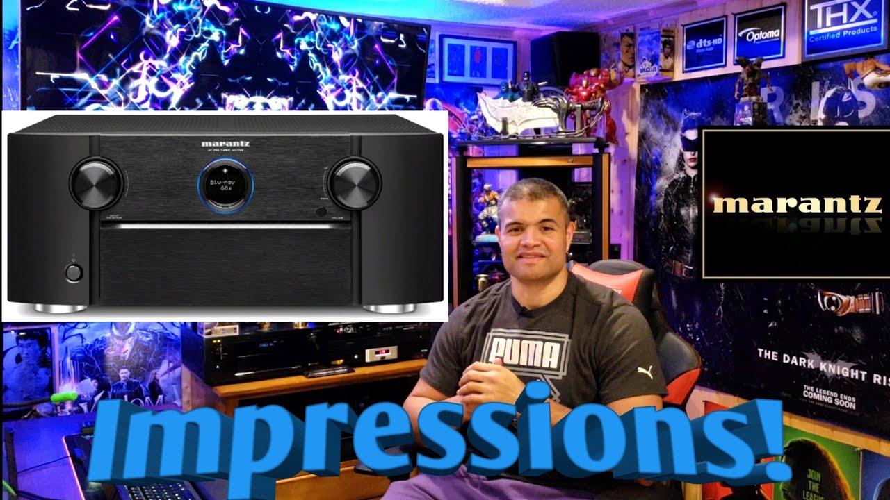 Marantz AV7705 Pre Pro : My Impressions Review