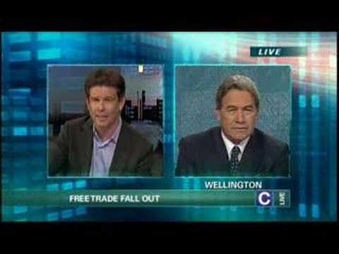 John Campbell interviews Winston Peters