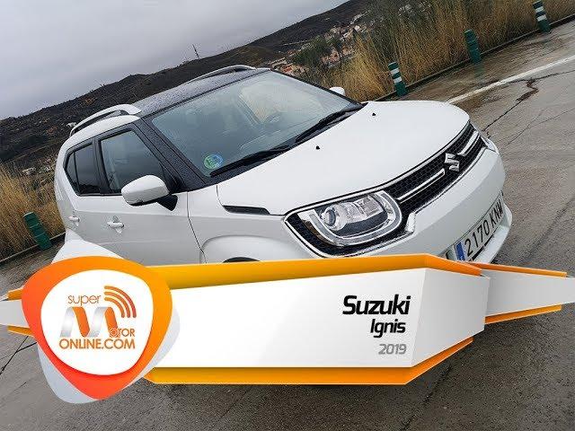 Suzuki Ignis 2019/ Al volante / Prueba dinámica / Review / Supermotoronline.com