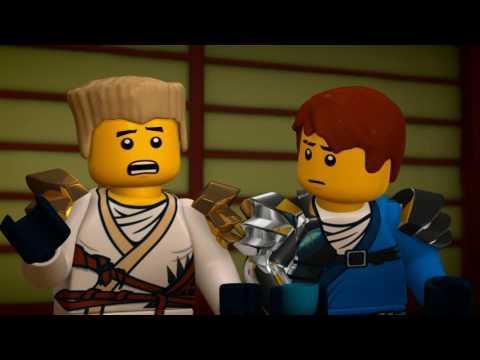 The Snake King - LEGO Ninjago - Season 1 , Full Episode 6 - YouTube