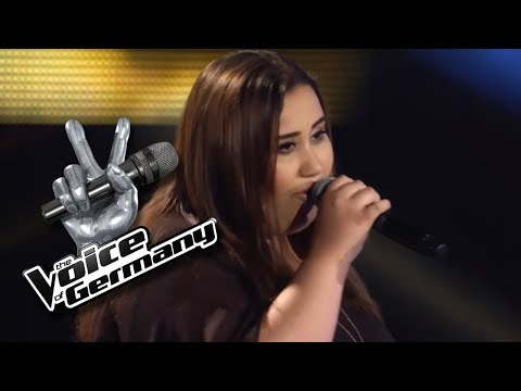 Jessie J - Domino | Yagmur Yagan | The Voice Of Germany 2017 | Blind Audition