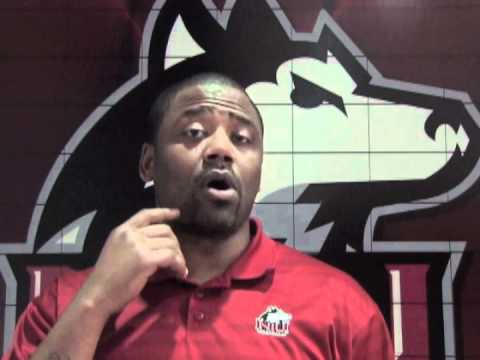 Get to know Coach Jackson