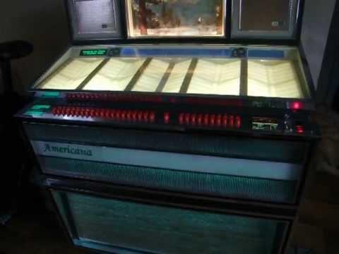 Wurlitzer Americana Jukebox