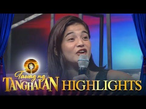 Tawag ng Tanghalan: Anne's favorite basketball player
