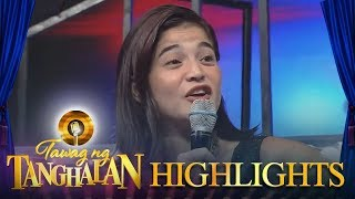 Tawag ng Tanghalan: Anne's favorite basketball player