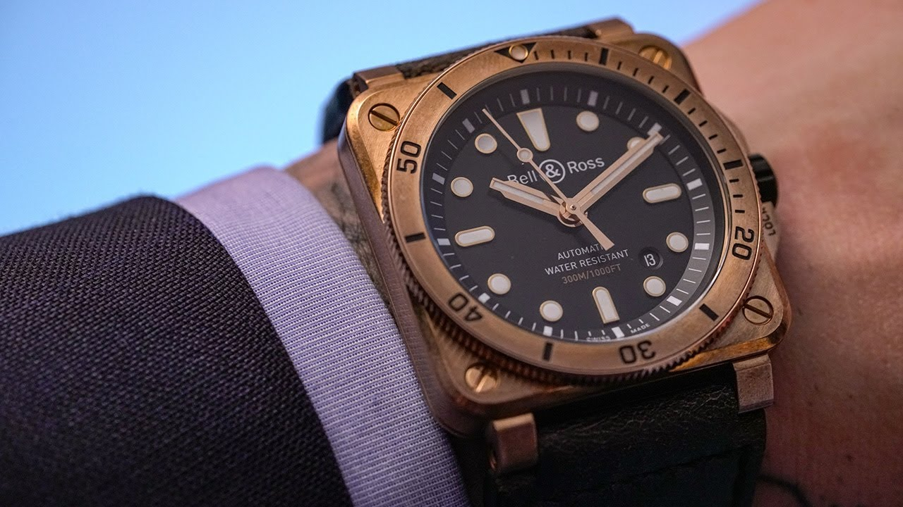 Bell And Ross Watches >> A Lot Of Squares And A Few Surprises 5 Of The Best Bell Ross Watches Of 2018