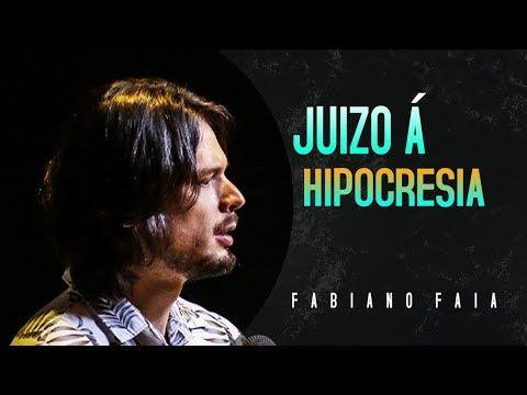 O Juizo á hipocresia - PR Fabiano Faia - Café para Pastores e Líderes GRU