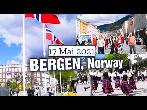 NORWAY's National Day /17 Mai 2021 Bergen, Norway /Filipina life in Norway /Analy MC