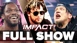 IMPACT! December 8, 2020: FULL EPISODE | Kenny Omega Appears on IMPACT Wrestling!