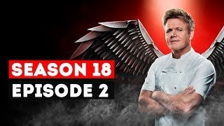 Hell's Kitchen US S18E02 - A Fond Farewell