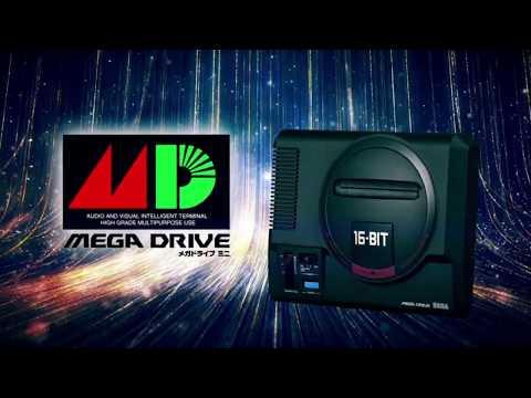 Sega Mega  Drive Mini / Genesis Mini - New Trailer Coming September 19 thumbnail