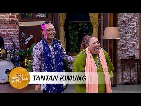 Tantan Kimung yang Mengajar Tari Virzha