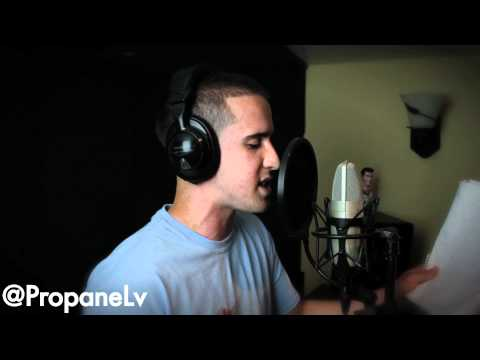 Meek Mill ft. Drake - Amen (Michael Zoah Remix) [PropaneLv] [VIDEO]