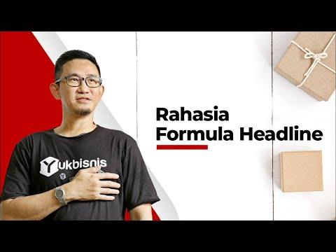 Rahasia Formula Headline - Jaya Setiabudi