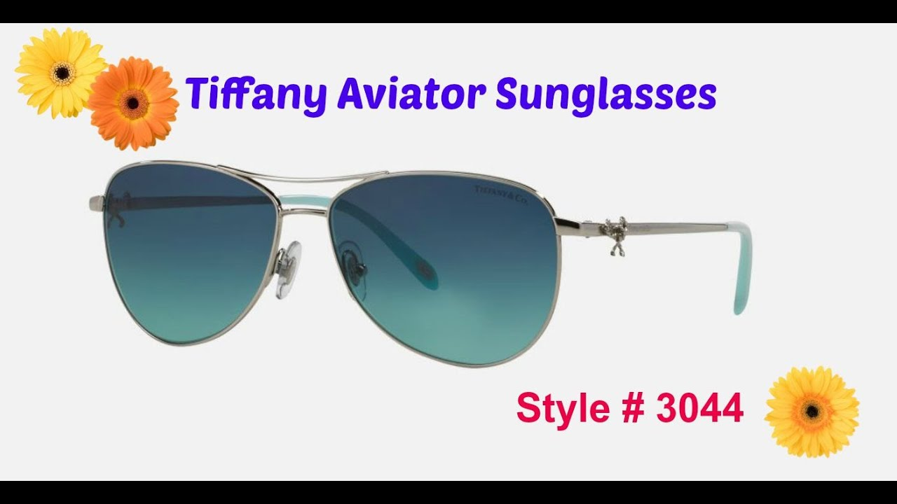 16b89d1cfb82 Tiffany & Co | Review | Aviator Sunglasses Style # 3044 | Red Ruby Creates