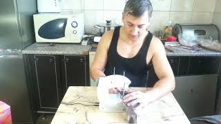 мини швейная машина 4 в 1 Ming Li Sewing Machine, обзор