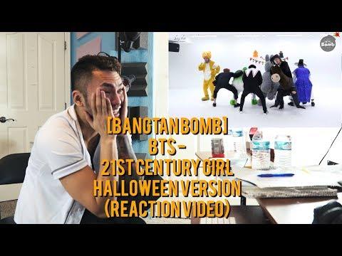 BTS - War Of Hormone - Halloween Dance Practice - Bangtan