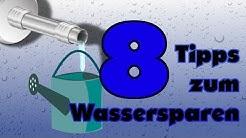 Heute gibt's Tipps zum Wassersparen ☆ Mr. Wasser