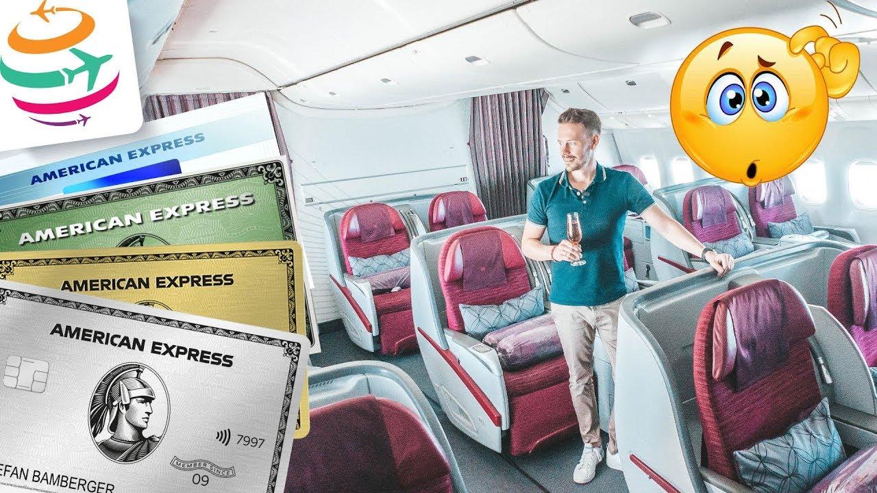Download Diese Flüge gibt es für Amex Membership Rewards Punkte   YourTravel.TV
