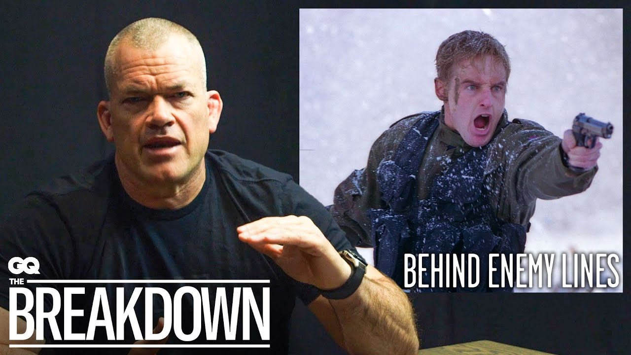 Navy SEAL Jocko Willink Breaks Down More Combat Scenes From Movies Part 3