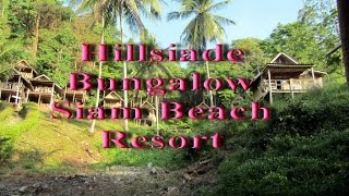Siam Beach Resort Hillside bungalows