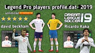 Get Legendary Players Ft Beckham, Kaka, Pele In Dream League Soccer
