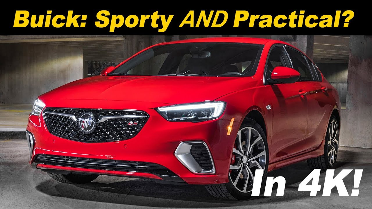 2018 2019 Buick Regal Gs Sportback Review And Comparison Youtube