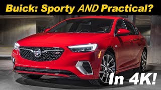 2018 / 2019 Buick Regal GS Sportback Review and Comparison