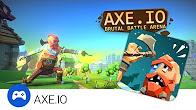 AXE.IO (recenze hry) - Brutální aréna