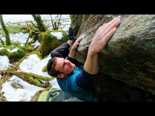 Only 8A Boulders